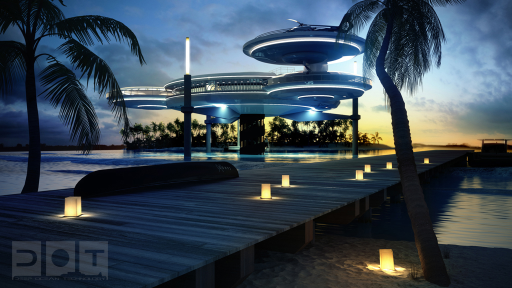 Deep Ocean Technology: Underwater Hotel