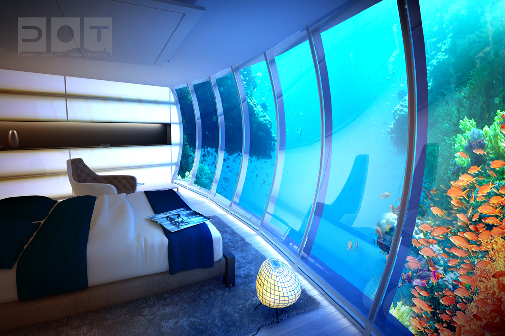 Deep Ocean Technology Underwater Hotel